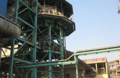Pre heater-for-rotary-kiln