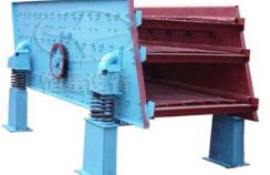 circle vibrating screen